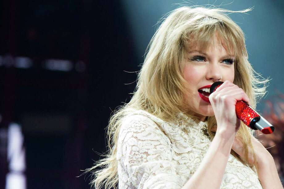 Taylor Swift is due at the AT&T Center on May 22. Photo: Charles Sykes, Associated Press / Invision