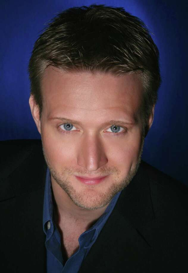 Baritone Keith Harris will be a featured soloist in the Connecticut Choral Societyís ìInspireî concerts in May. Photo: Contributed Photo
