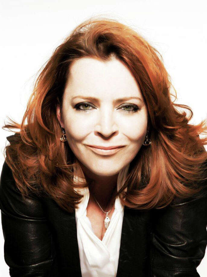Comic Kathleen Madigan, a Jay Leno favorite, will perform at The Ridgefield Playhouse on Saturday, May 18. Photo: Contributed Photo