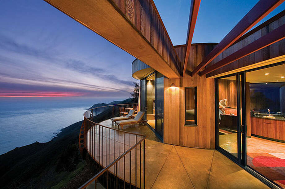 Celebrities value the privacy offered by the Post Ranch Inn for their weddings and/or honeymoons in Big Sur.