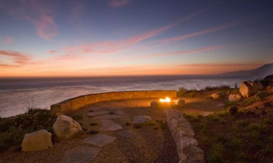 The Wind and Sea Big Sur estate is one of the private wedding sites that  appeal to celebrities and other couples.