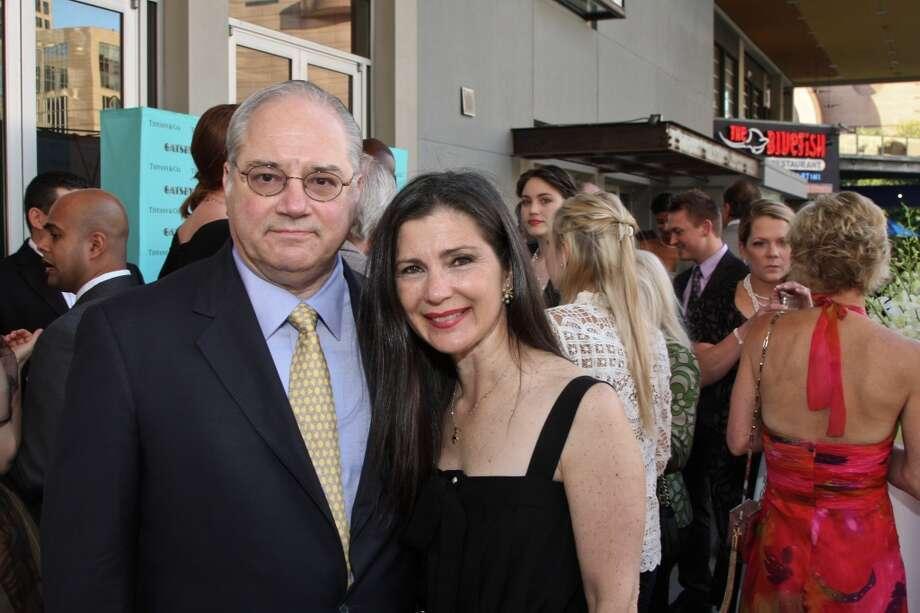 Tony and Cynthia Petrello