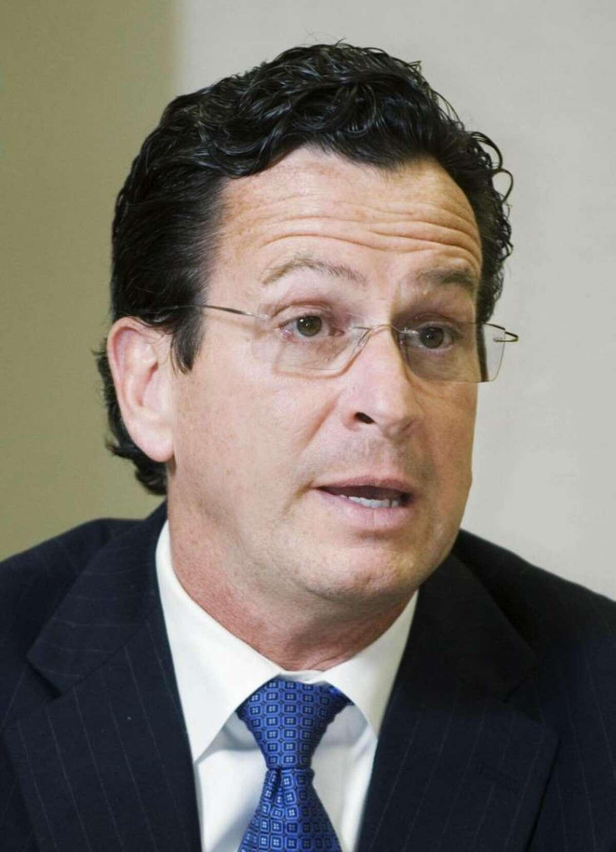 former Stamford Mayor Dannel P. Malloy