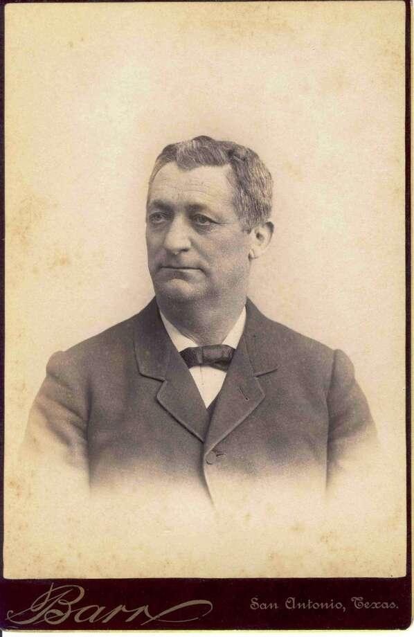 Franz Ignatz Meyer was a wine merchant,  church leader.