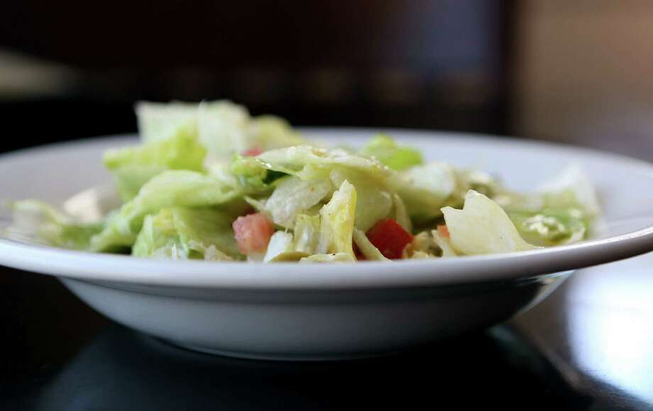 The Wilted salad at Josephine Street Café has been on the menu since the restaurant opened in 1979.