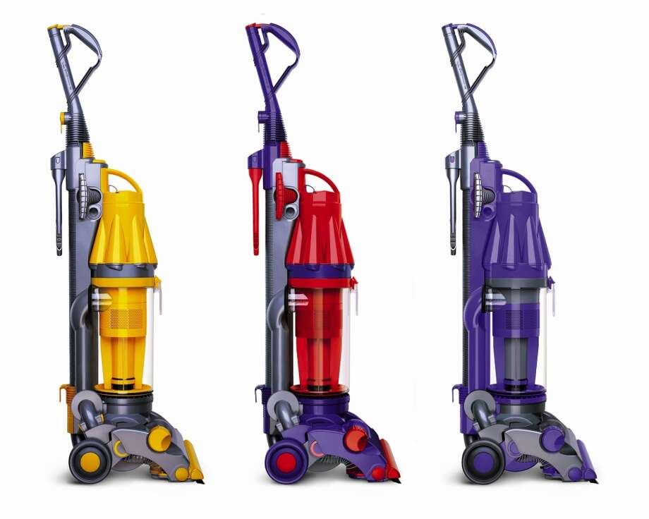 A vacuum cleaner (or three).
