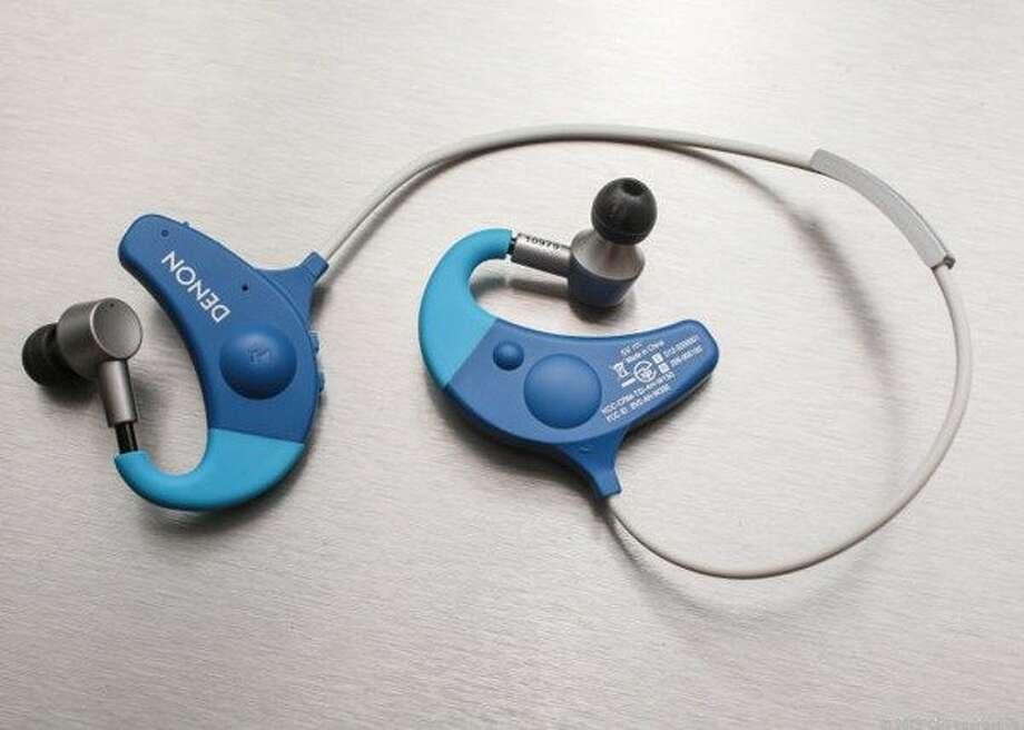 Denon AH-W150 Exercise Freak headphones Photo: Cnet Review