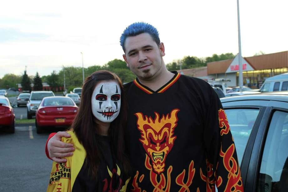 Insane Clown Posse returns to Upstate Concert Hall on Sunday. Get details. Photo: Trudi Shaffer/Times Union