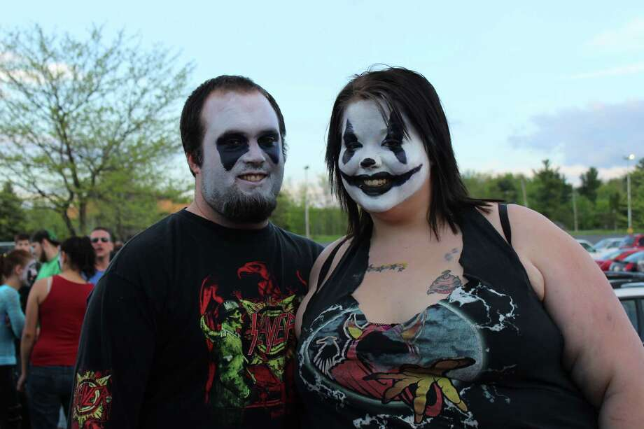 Were you Seen at the Insane Clown Posse concert at Upstate Concert Hall in Clifton Park on Thursday, May 9, 2013? Photo: Trudi Shaffer/Times Union