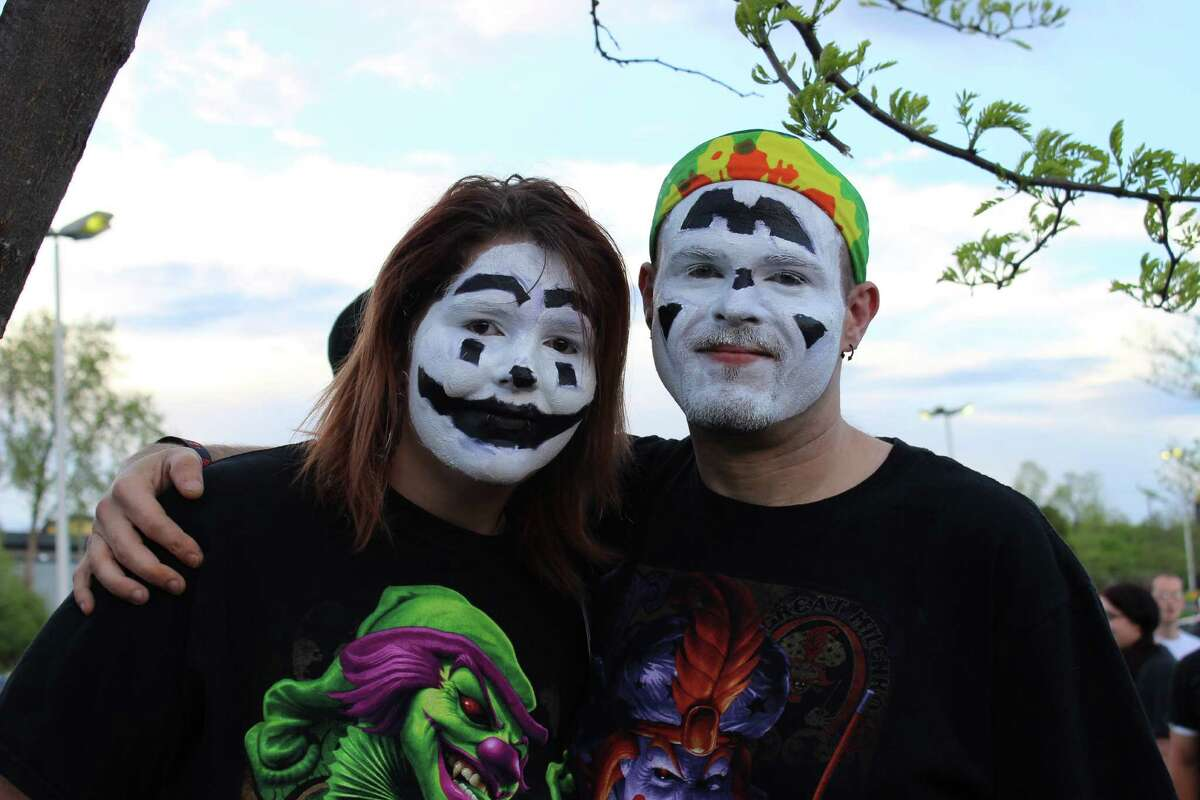 Were you Seen at the Insane Clown Posse concert at Upstate Concert Hall in Clifton Park on Thursday, May 9, 2013?