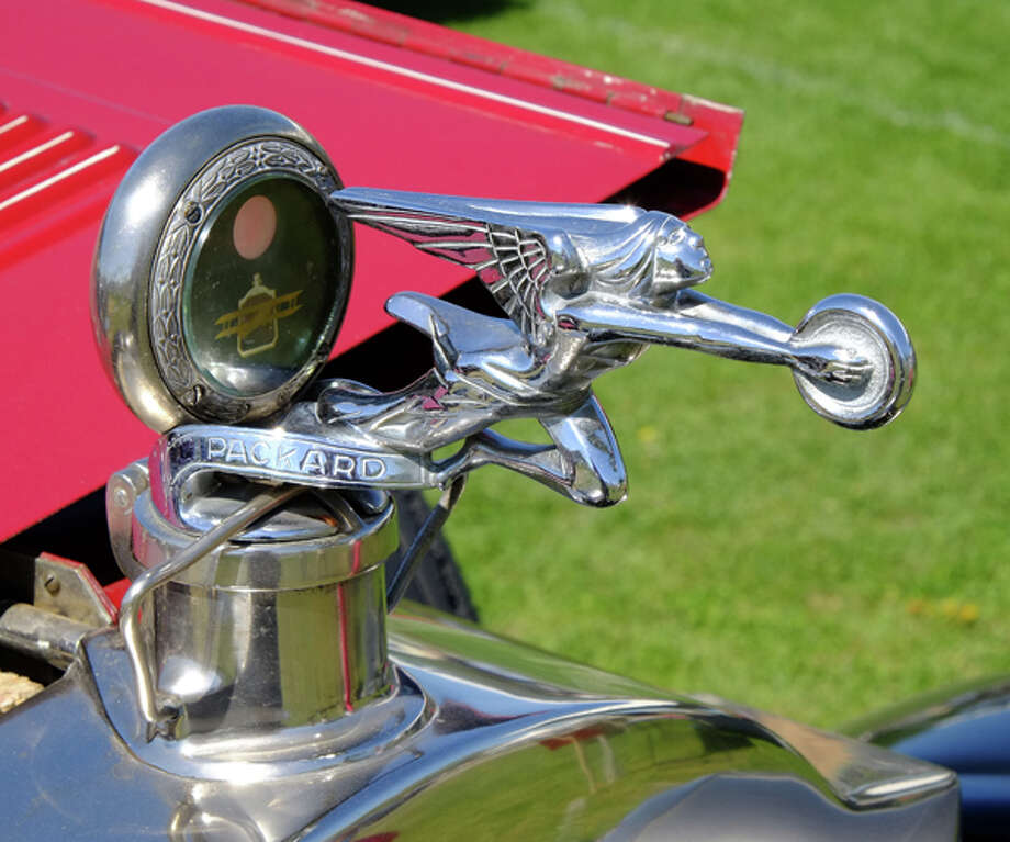 Packard 'donut chaser' aboard a beautiful, '26. / copyright: Dan Lyons - 2013