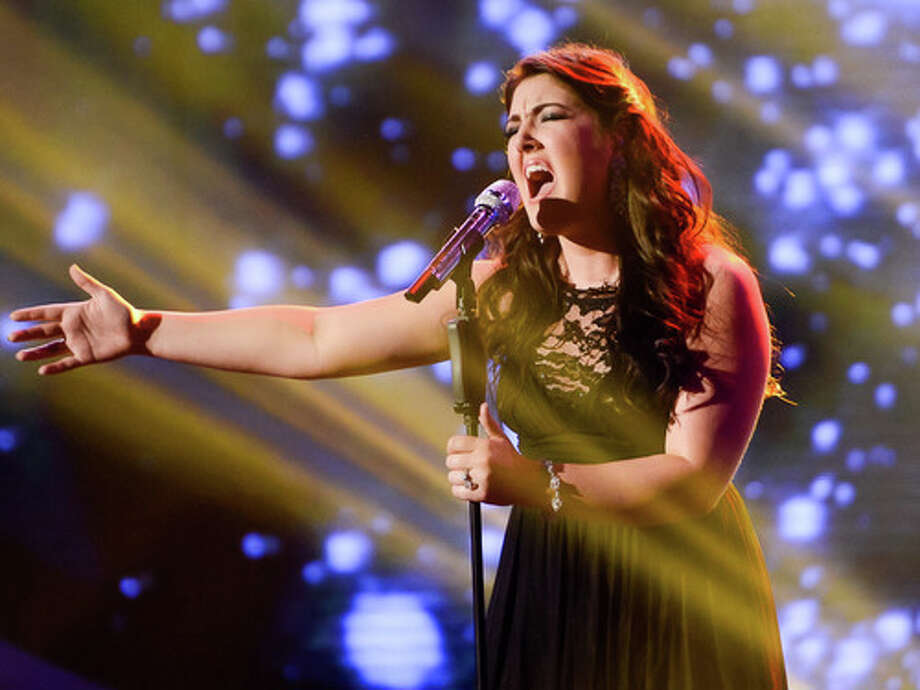 Kree's performance that vaulted her into the finals photo courtesy AmericanIdol.com