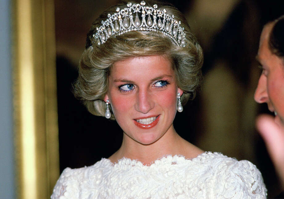 1985: Diana Princess of Wales during a visit the the British Embassy in Washington. Photo: Tim Graham, Tim Graham/Getty Images / Tim Graham Photo Library