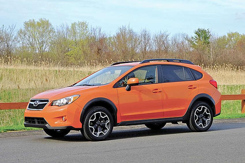 2013 Subaru XV Crosstrek Premium (photo by Dan Lyons)