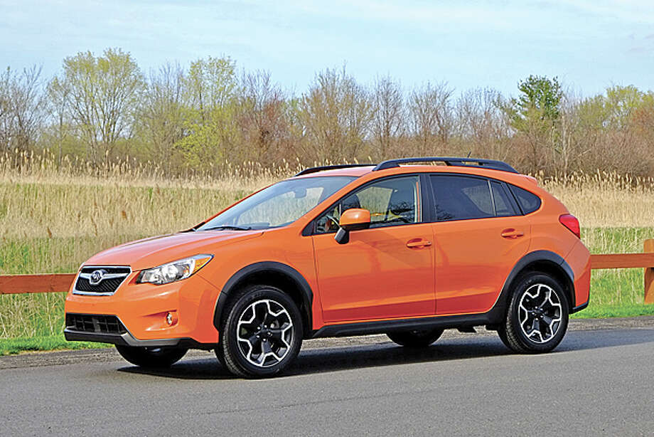 2013 Subaru XV Crosstrek Premium (photo by Dan Lyons) / copyright: Dan Lyons - 2013