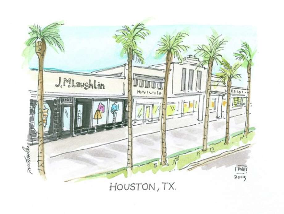 J. McLaughlin, a classic American clothing retailer with men's an women's apparel, will open its first Texas store at  1963 West Gray in June.