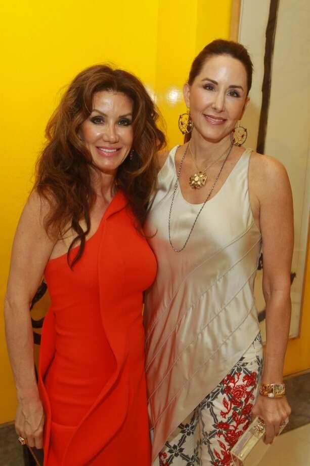 Paula Fyhr Left And Liz Glanville Photo 4607902 62123