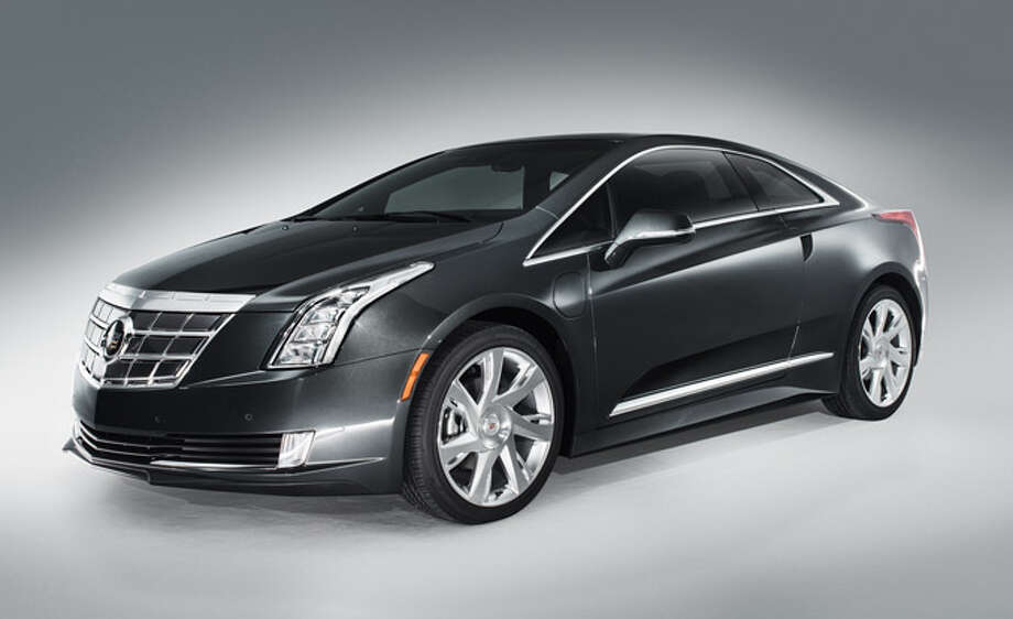 2014 Cadillac ELR Photo: Car & Driver