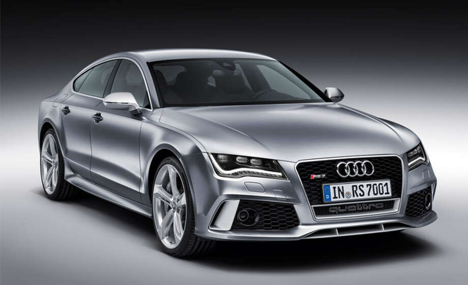 The 2014 Audi RS7Source: Automobile Magazine Photo: Car & Driver
