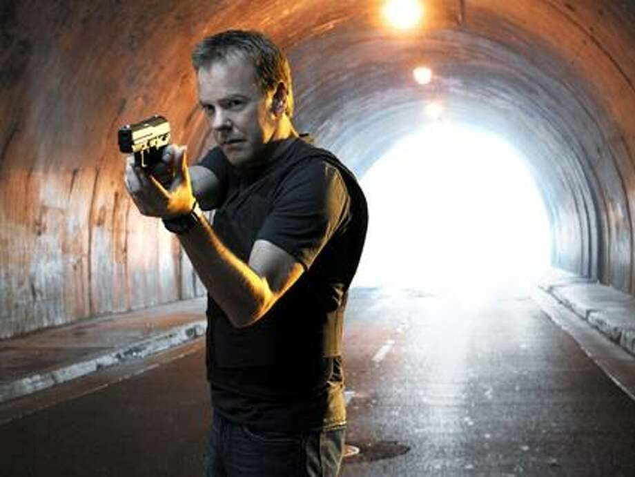 Jack Bauer to return to '24′ Photo: HO, REUTERS / X80001