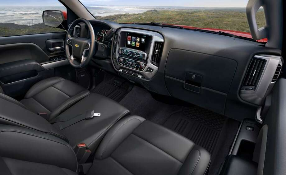 4. 2014 Chevrolet Silverado 150020 MPG combinedMSRP: $25,575Source: Edmunds.com Photo: Chevrolet