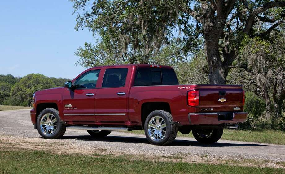 Number of thefts in 2012:23,745Source:National Insurance Crime Bureau Photo: Chevrolet