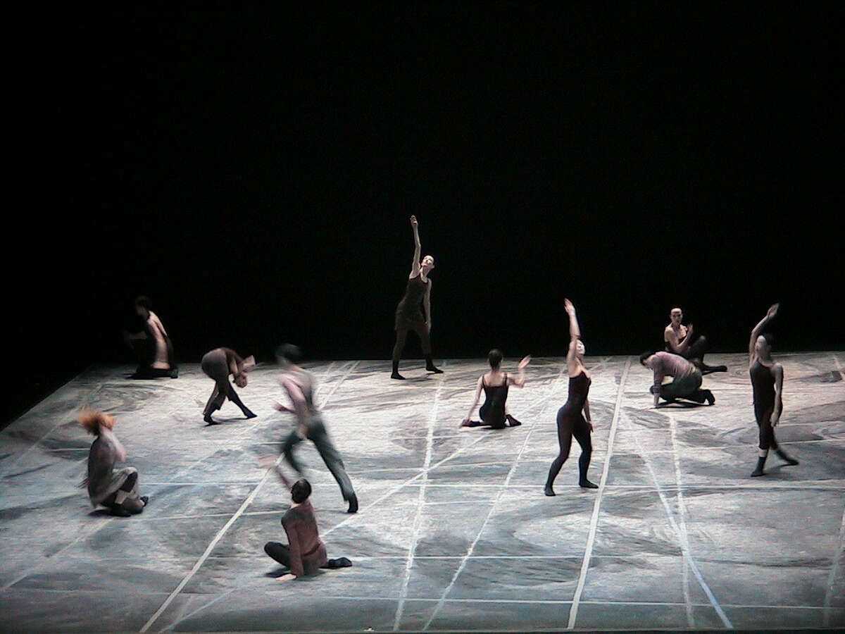 Shen Wei Dance Arts in its unusual production of
