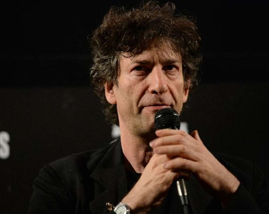 """The one thing you have that nobody else has is you,"" Neil Gaiman said to the Philadelphia University of the Arts in 2012."