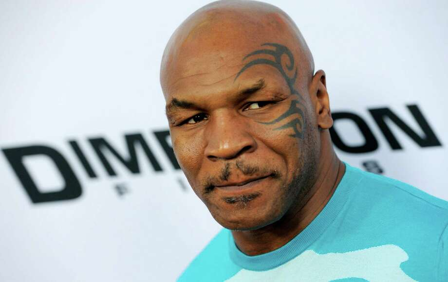 Former heavyweight boxing champion Mike Tyson has suffered through both financial and legal problems, including jail time. Photo: Chris Pizzello, Associated Press / Invision