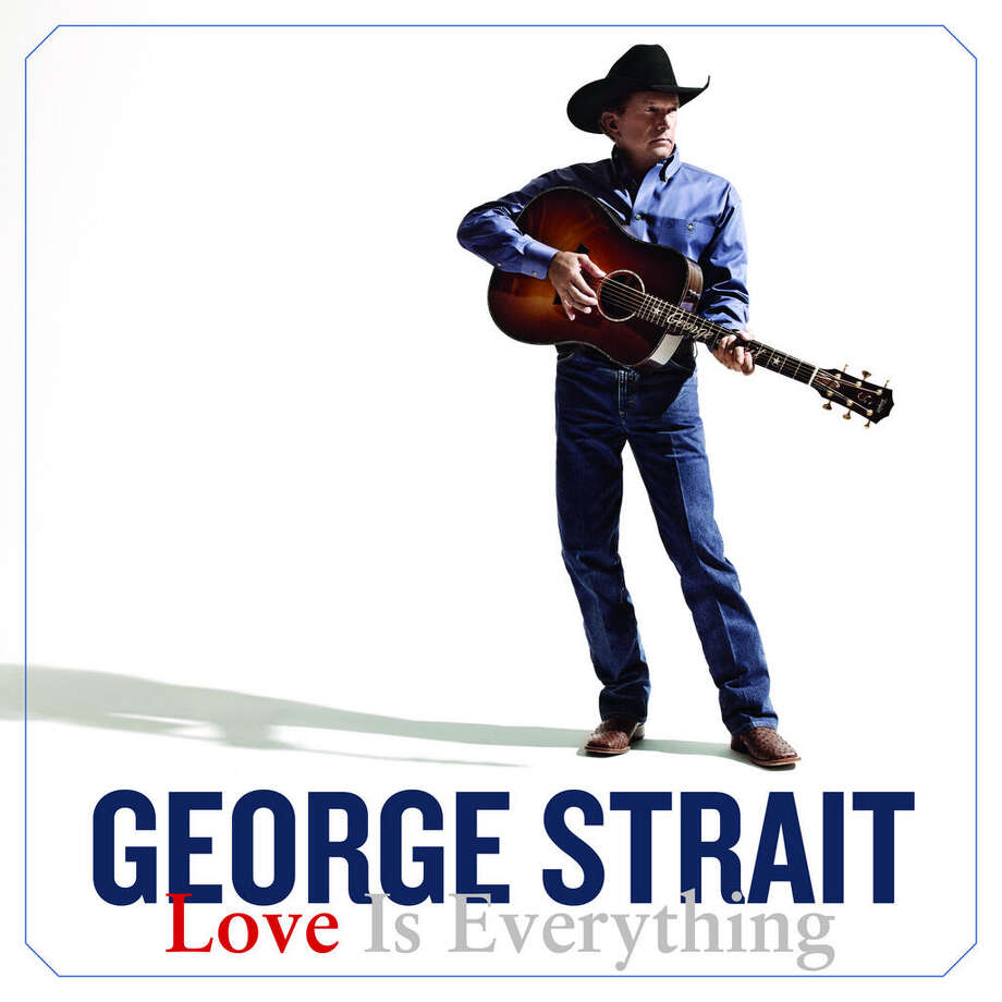 LOVE IS EVERYTHING, by George Strait Audio CD (May 14, 2013) Original Release Date: 2013 Number of Discs: 1 Label: Mca Nashville ASIN: B00BNR6RJW