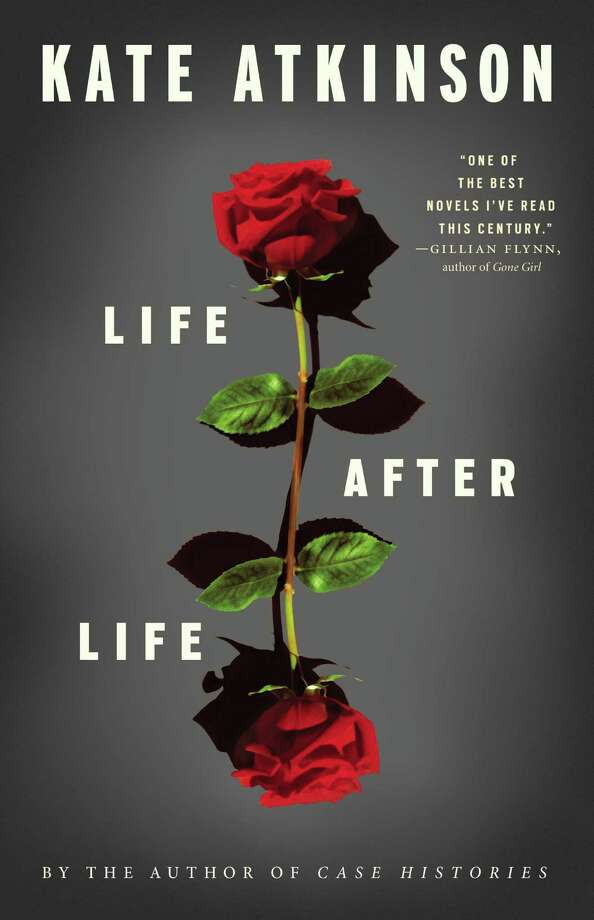 """Kate Atkinson has moved away from mystery novels with """"Life After Life."""" Photo: Reagan Arthur"""