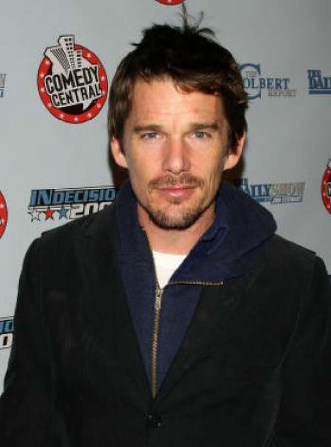 No. 7: Ethan (Ethan Hawke) 