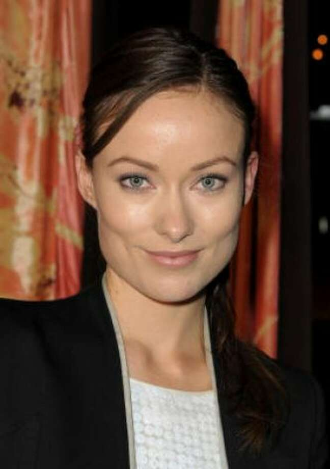 No. 3: Olivia (Olivia Wilde)