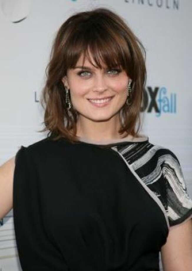 No. 9:Emily (Emily Deschanel)
