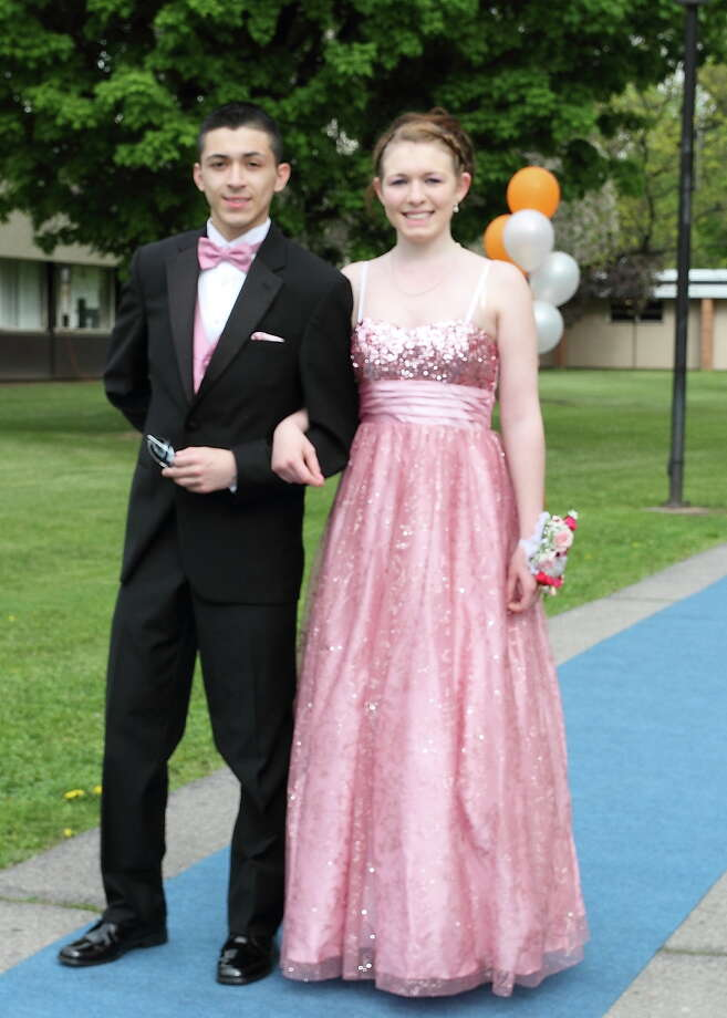 Were you Seen at the Schenectady prom on Friday, May 10, 2013? Photo: ;, McPherson Photography-Gary McPherson