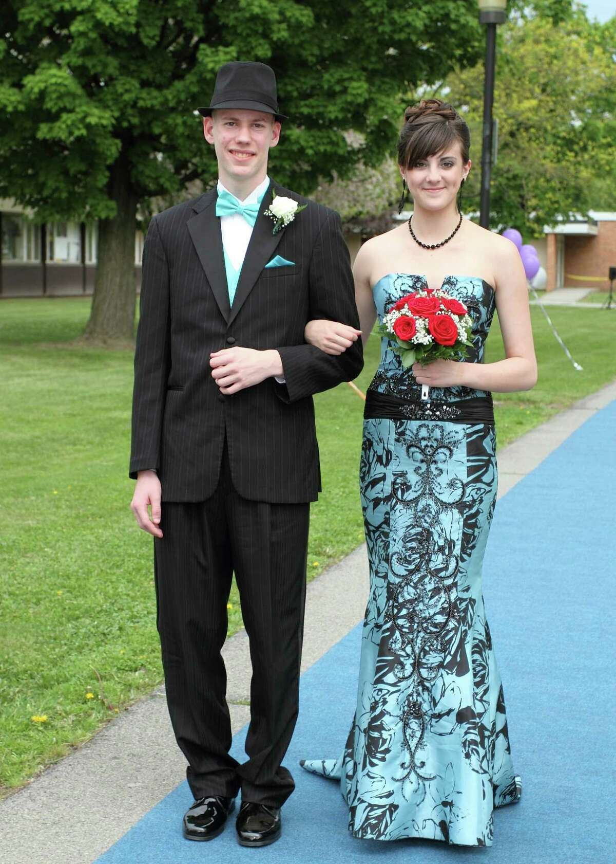 Were you Seen at the Schenectady prom on Friday, May 10, 2013?