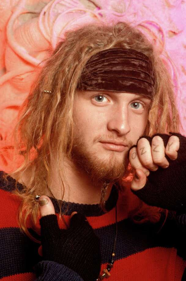 Layne Staley  (Photo by Ebet Roberts/Redferns) Photo: Ebet Roberts, Getty Images / Redferns