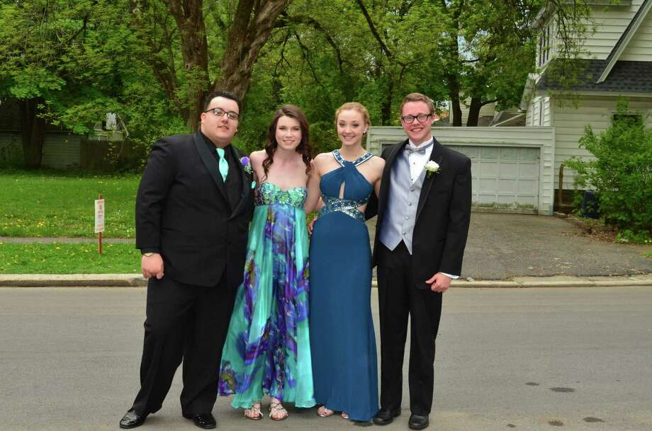 Were you Seen at the Schenectady Prom on Friday, May 10, 2013? Photo: Anne-Marie Warren