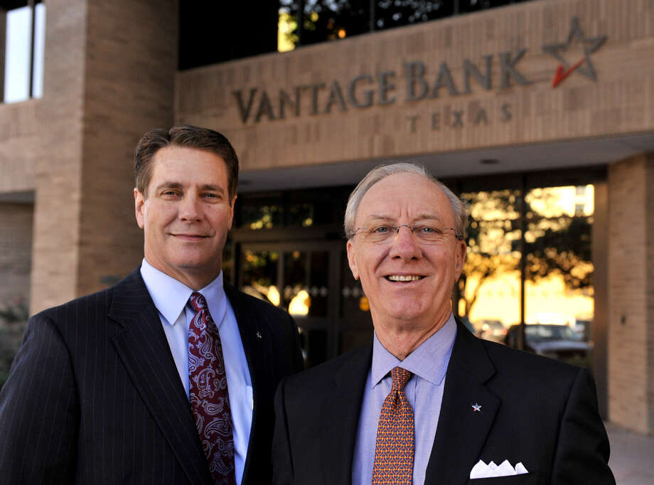 Vantage Bank CEO Guy Bodine says switching gives his bank a higher legal lending limit.