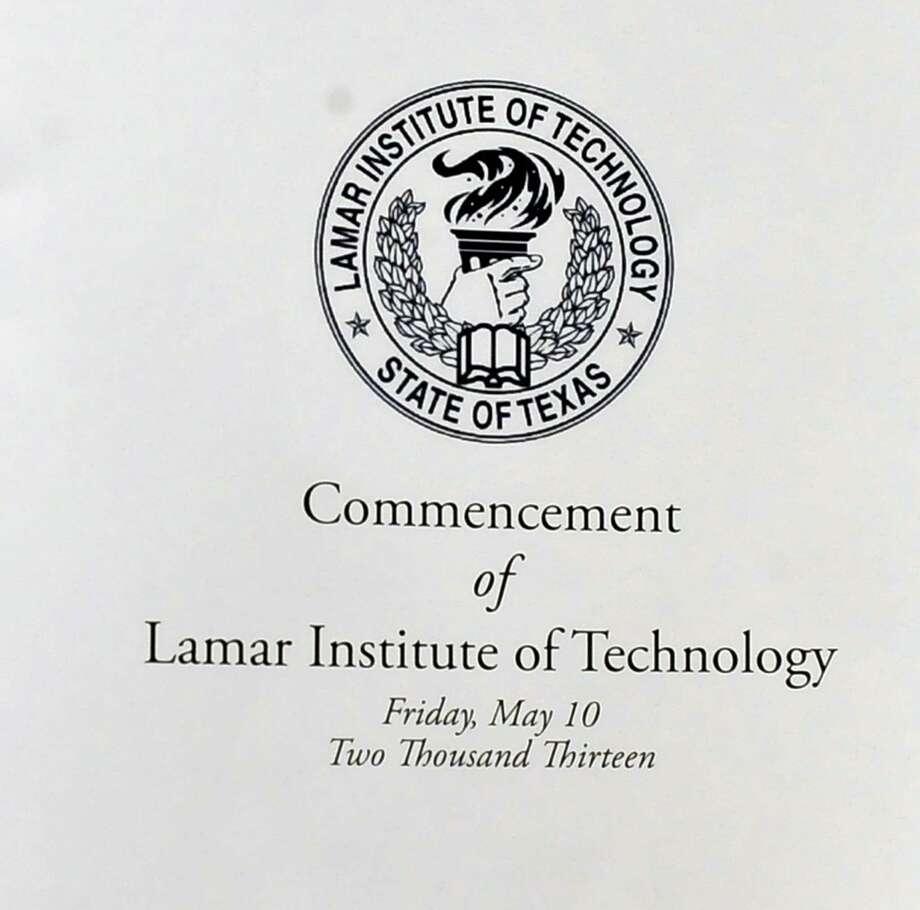 Our cameras were at the Lamar Institute of Technology  Graduation Friday night May 10, 2013. Did we see you there??  Dave Ryan/The Enterprise
