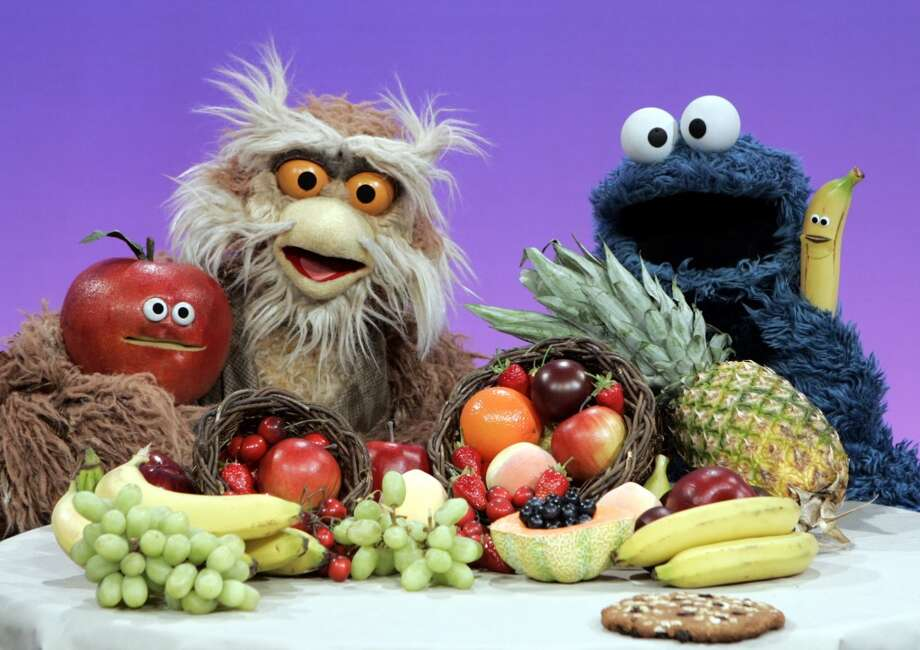 But around 2004, Cookie Monster began to refine his palate and eat more nutritiously. He declared cookies a ''sometimes food.''
