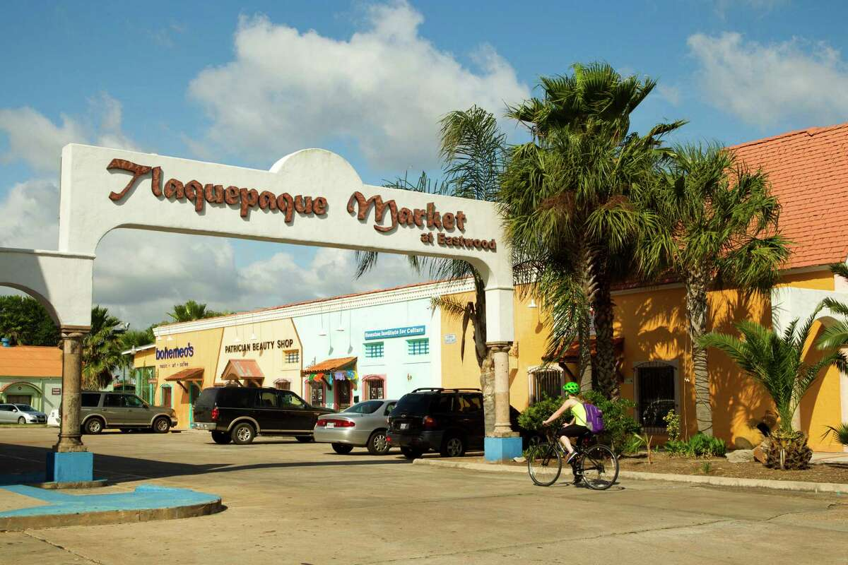 Dick Adkins remodeled and renamed the East End center in 2004 after visiting a market near Guadalajara called Tlaquepaque.