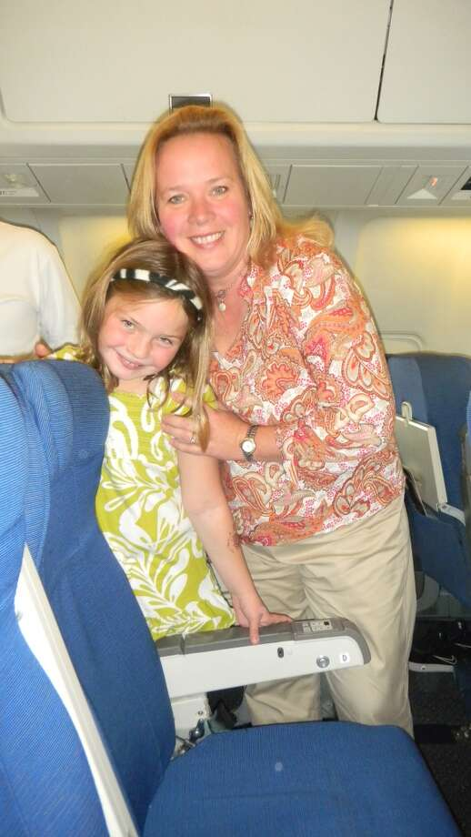 Some mothers and daughters fly to Hawaii together. Photo: Elizabeth Sonderm
