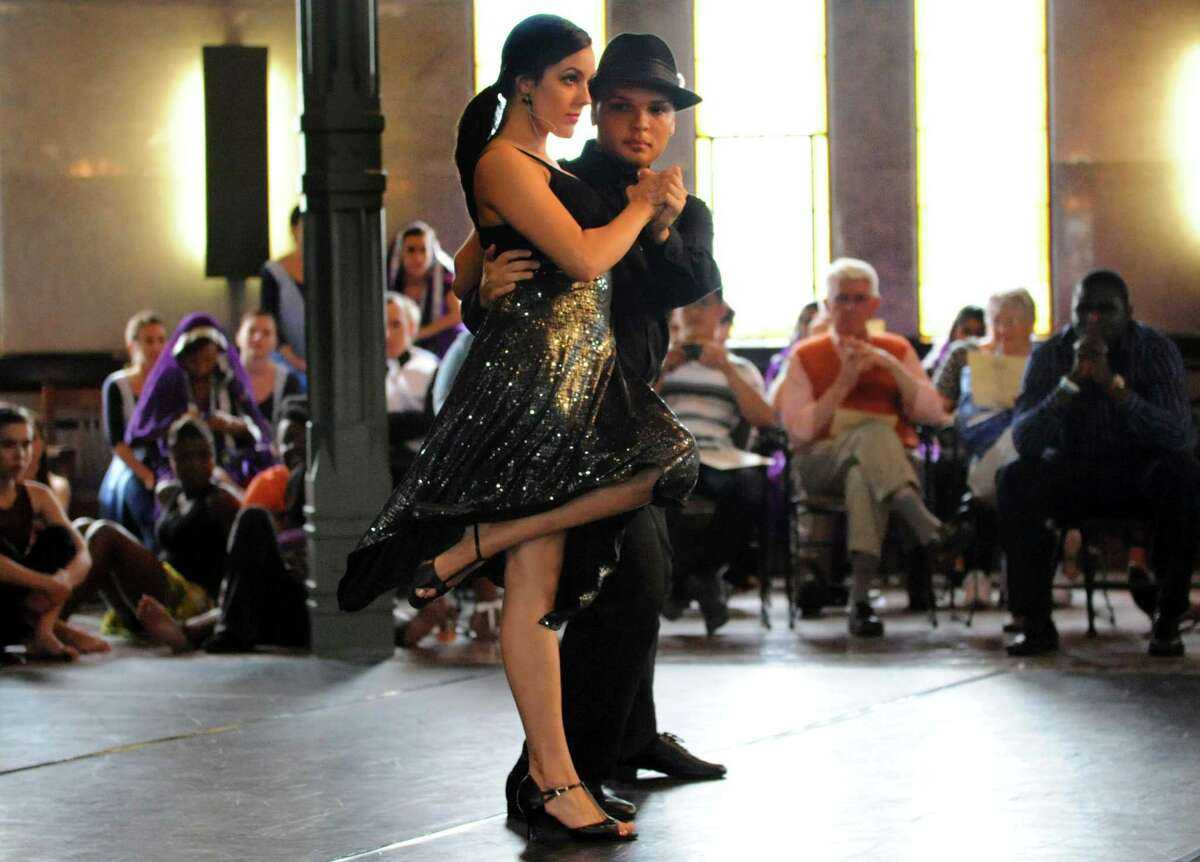 Tango at El Patron Mexican Grill. Tango dancing, Mexican food and full bar. Music by DJango. General donation: $10 or $5 for students.When: Friday, Jan. 6, 6 - 9 PM. Where: El Patron Mexican Grill and Cantina, 198 Central Ave., Albany. For more information, visit the Facebook event page.