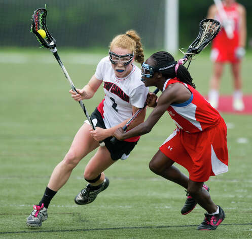 New Canaan High School Girls Lacrosse at New Canaan High School