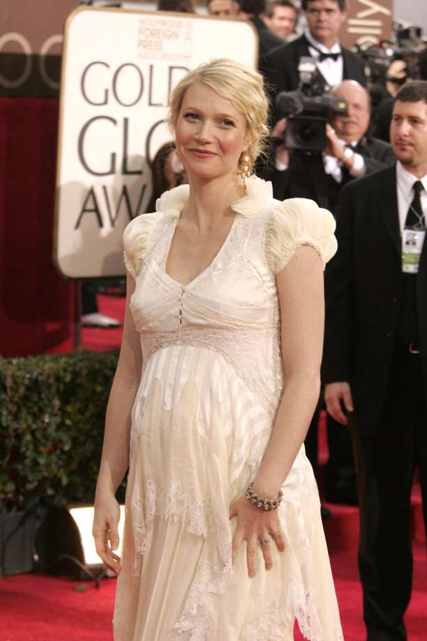 Gwyneth Paltrow during The 63rd Annual Golden Globe Awards - Arrivals at Beverly Hilton Hotel in Beverly Hills, California, United States. (Photo by J. Vespa/WireImage)