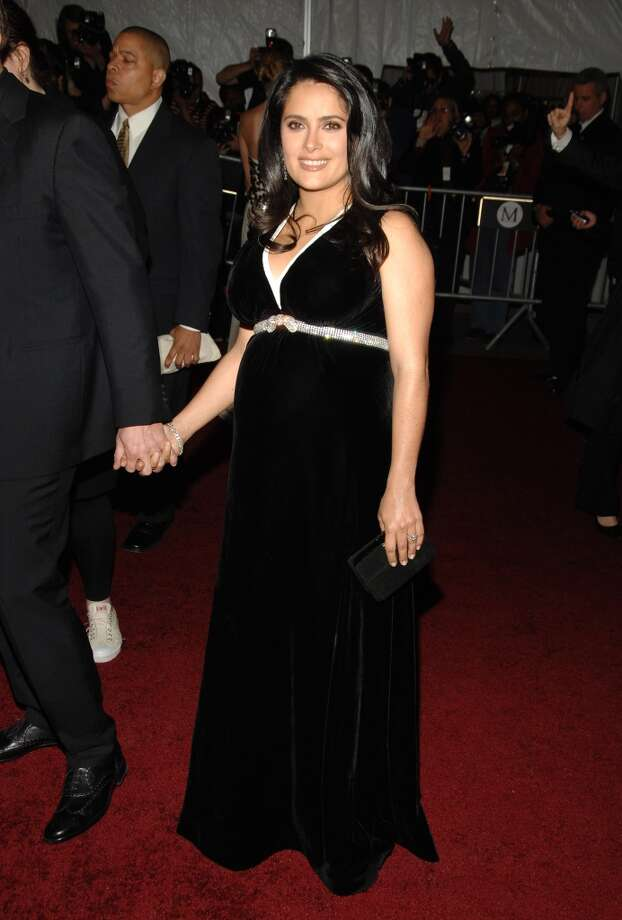 Salma Hayek (Photo by Dimitrios Kambouris/WireImage)