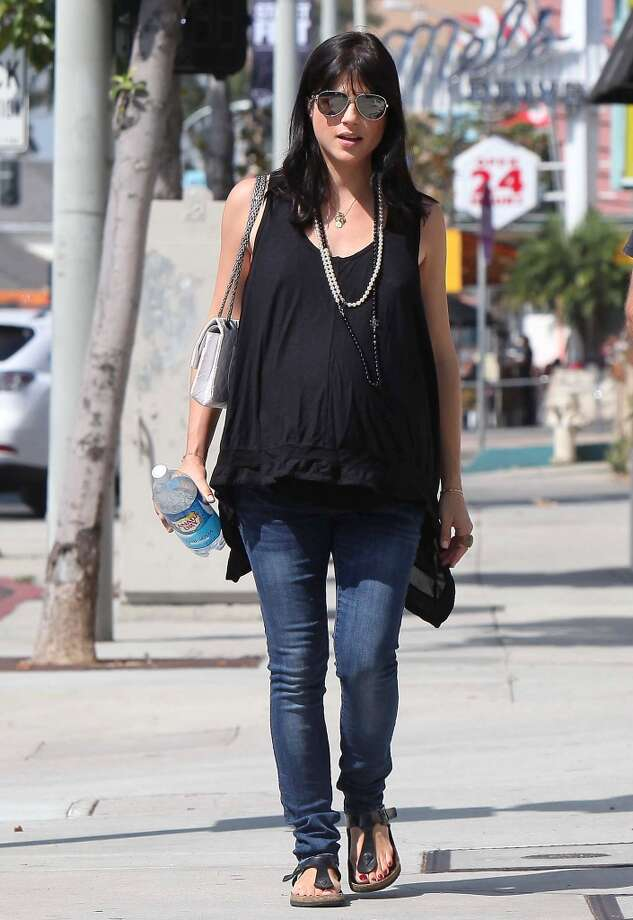Selma Blair is seen in West Hollywood on July 23, 2011 in Los Angeles, California. (Photo by Jean Baptiste Lacroix/WireImage)