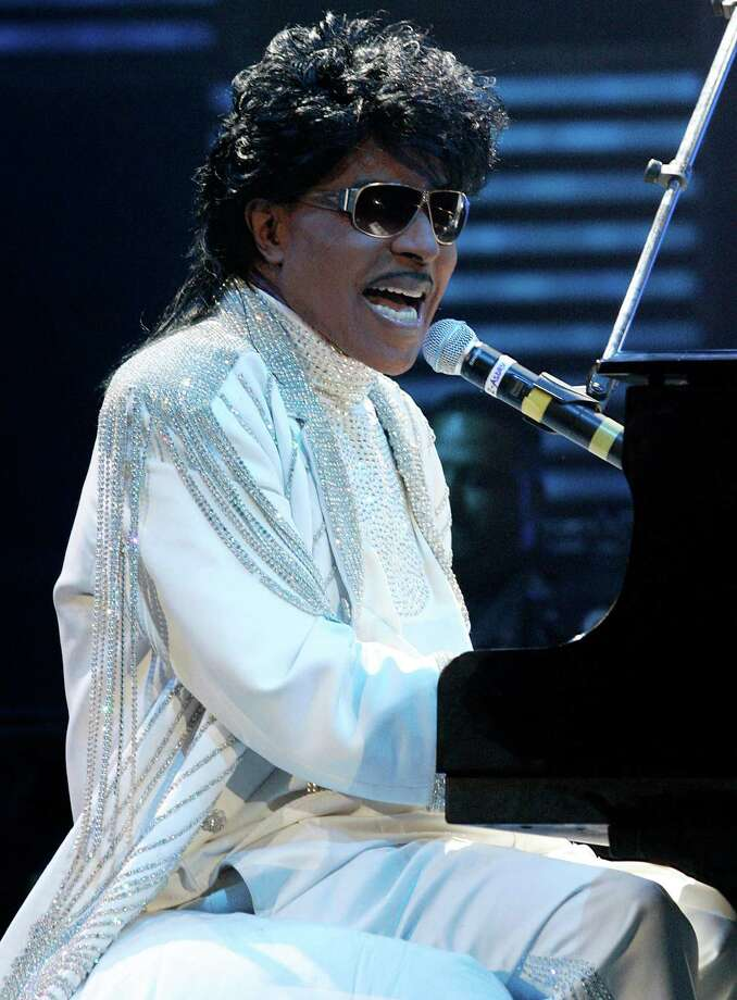 FILE - In this May 30, 2009 file picture, Little Richard performs at The Domino Effect, a tribute concert to New Orleans Rock and Roll musician Fats Domino, in New Orleans, La. Macon, Ga. officials say they plan to move the boyhood home of Little Richard to spare it from a highway construction project. Mayor Robert Reichert and others made the announcement as the 80-year-old Rock and Roll Hall of Fame inductee was scheduled to receive an honorary degree Saturday, may 11, 2013 from Mercer University. (AP Photo/Patrick Semansky, File) Photo: Patrick Semansky