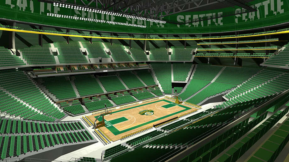 April 30, 2013:Moving forward with his arena plan, Chris Hansen's group files its ''master use permit'' with the city of Seattle, describing its preliminary plan for the proposed new venue. KING/5 reports the permit filing is a significant step in the development process.